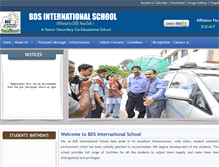 Tablet Preview of bdsinternationalschool.net